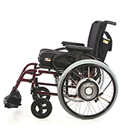 Manual Power-Assist Wheelchairs