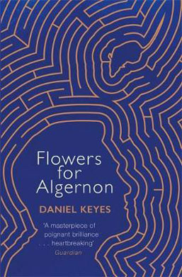 Flowers for Algernon book cover