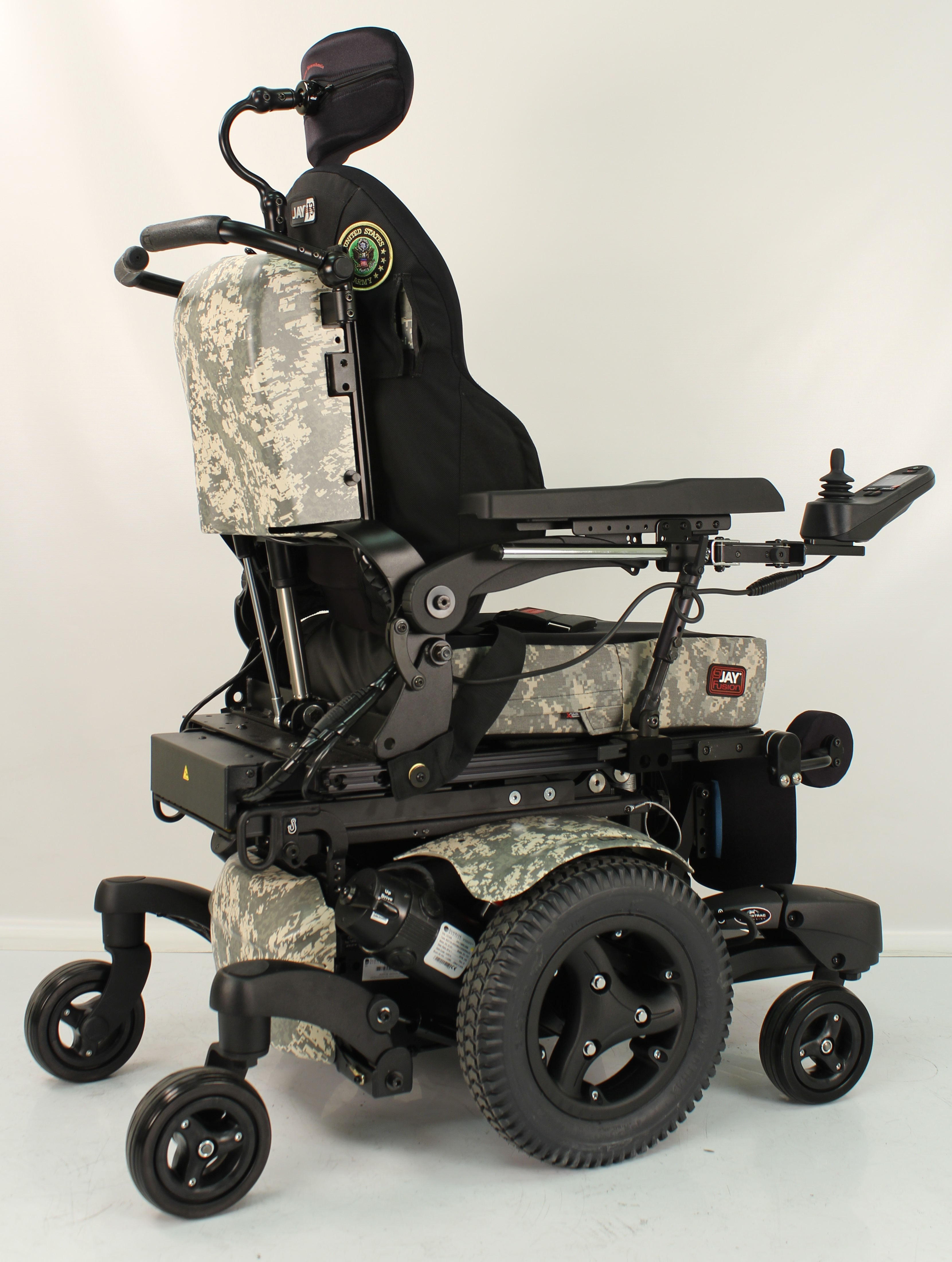 Built4Me Customized Wheelchairs
