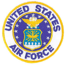 U.S. Air Force service patch