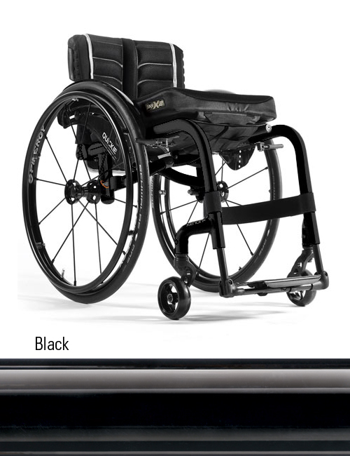 quickie 2 folding manual wheelchair
