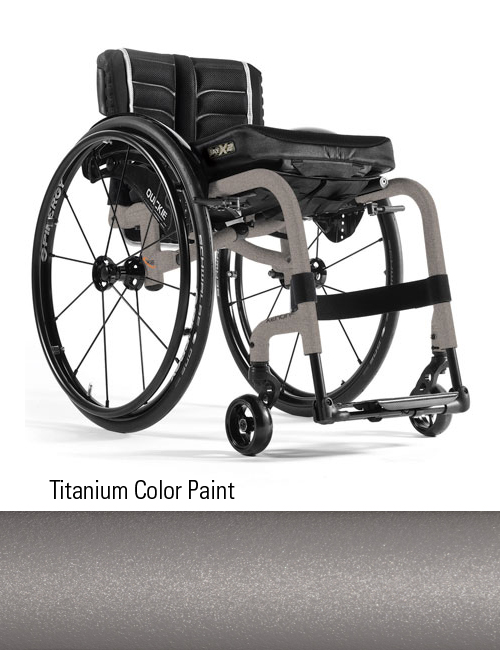 Xenon2 - Titanium Color Paint
