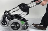 How to Completely Fold Up the Kid Kart Xpress