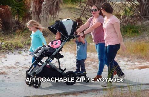 Approachable Zippie Voyage