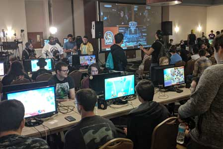 Gamers on the Edge Tournament 2019