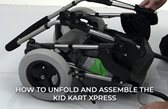 How to Unfold and Assemble the Kid Kart Xpress