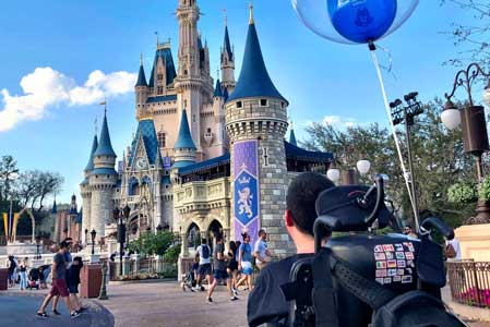 Why I Love Rolling Around Magic Kingdom as a Power Wheelchair User