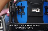 2015 JAY J3 Back Hardware Enhancements