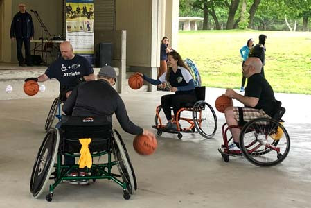 Building a Wheelchair Basketball Program from Scratch