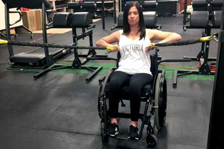 Finding Fitness After a Spinal Cord Injury