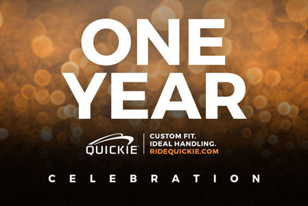 Reflecting on One Year of Live Quickie
