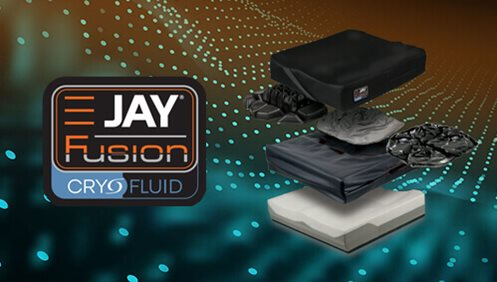New CryoFluid Technology on JAY Fusion, Expanded Fit Options for JAY J3 Back