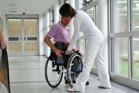Maintaining Your Manual Wheelchair