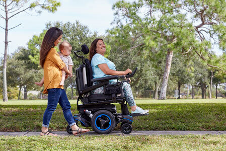 7 Tips for Maintaining Your Power Wheelchair Batteries