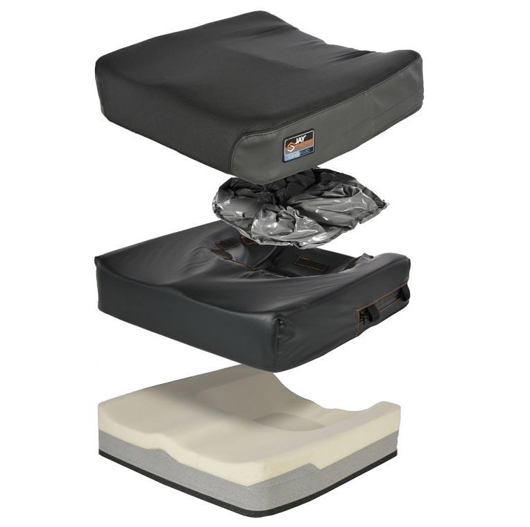 JAY Fusion Cushion with Cryo Technology