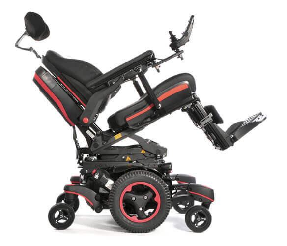 QUICKIE power wheelchair