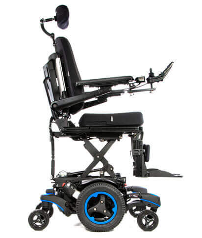 Quickie Q700 M power wheelchair