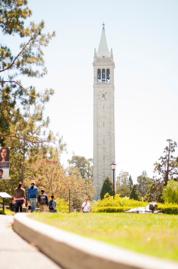 University of California, Berkeley clocktower