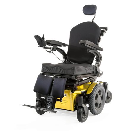 QUICKIE Pulse Electric Power Wheelchair