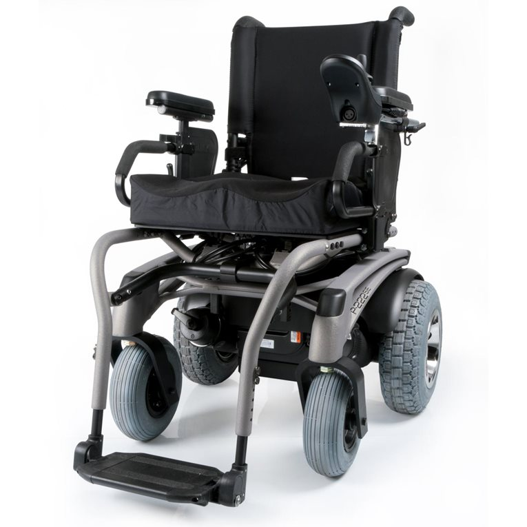 QUICKIE P-222 SE Electric Power Wheelchair