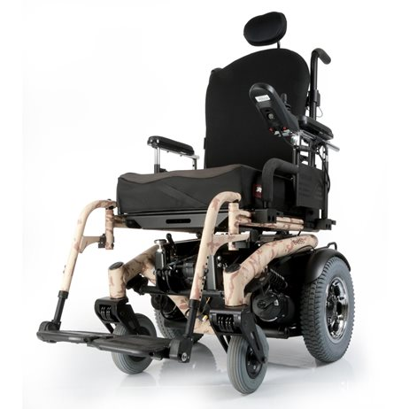 QUICKIE S-6 Series Electric Power Wheelchair