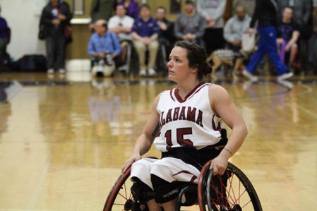 From Nova Scotia to Alabama: My Wheelchair Basketball Journey