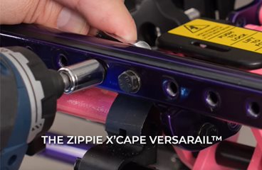 Zippie VersaRail Video