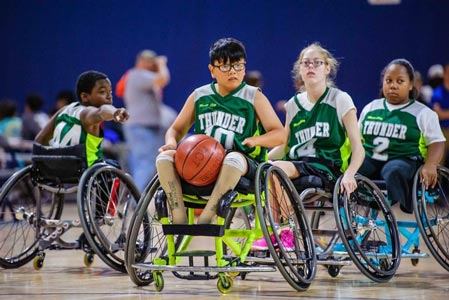 Adaptive Sports for Children