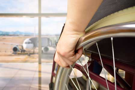 Wheelchair Users' Flight Rights