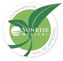 Sunrise Medical Environmental Seal of Approval