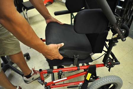 Wheelchair Seating: What Are You Sitting On?