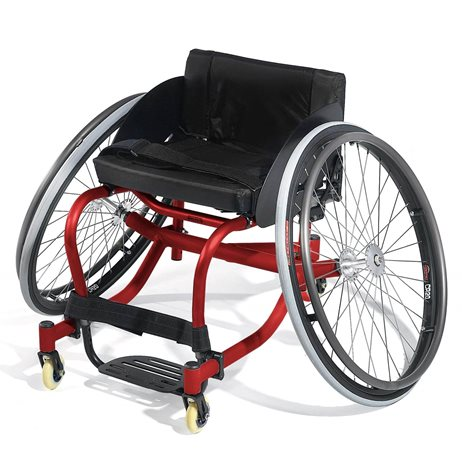 QUICKIE Match Point Lightweight Sports Wheelchair