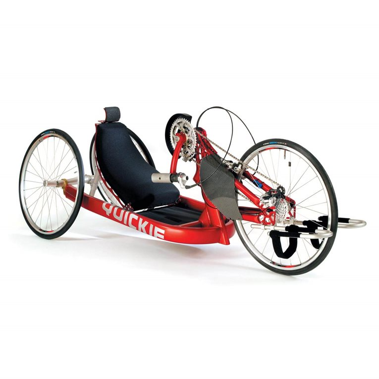 QUICKIE Shark Lightweight Wheelchair Bike
