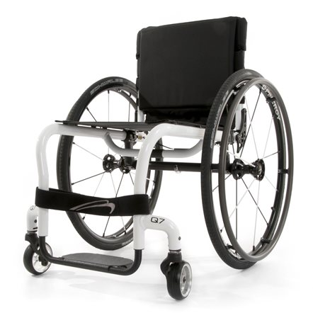 QUICKIE Q7 Lightweight Rigid Wheelchair