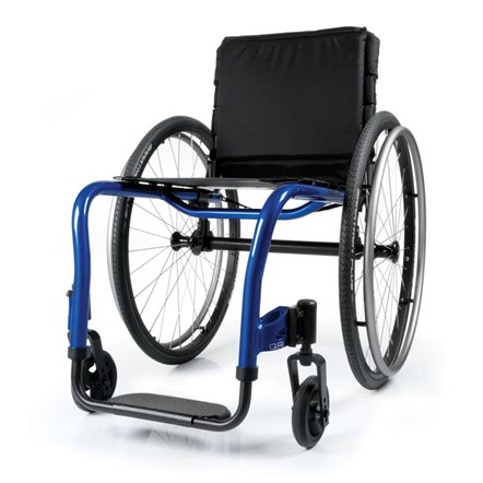 QUICKIE QRi Lightweight Rigid Frame Wheelchair