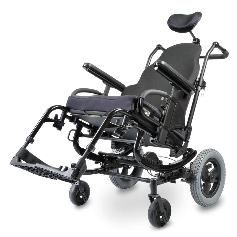 QUICKIE® SR45 Manual Tilt Wheelchair