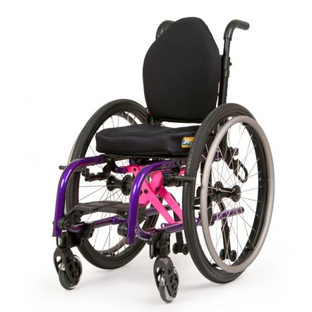 ZIPPIE X'CAPE Kids Folding Wheelchair