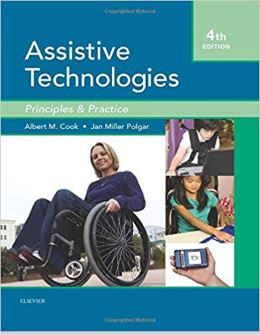 Assistive Technology: Principles & Practice 4th Edition book cover