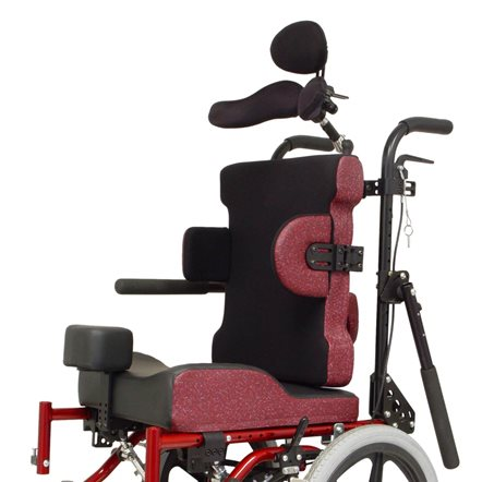 JAY Adaptive Equipment Systems Custom Wheelchair Seating