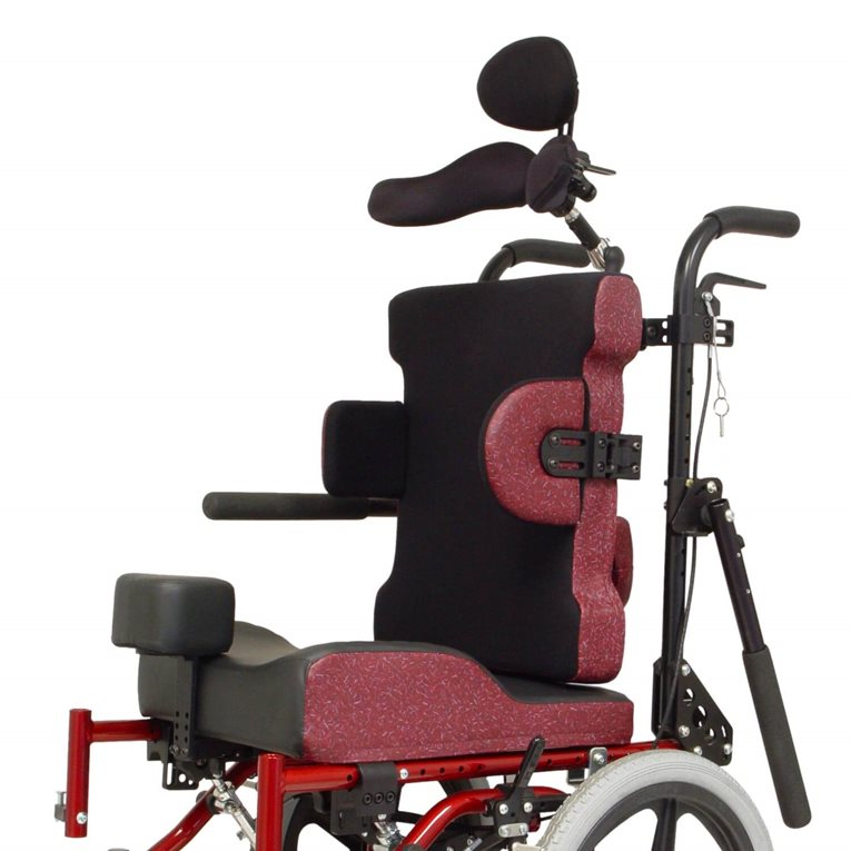 JAY Adaptive Equipment Systems Made-to-Order Wheelchair Seating