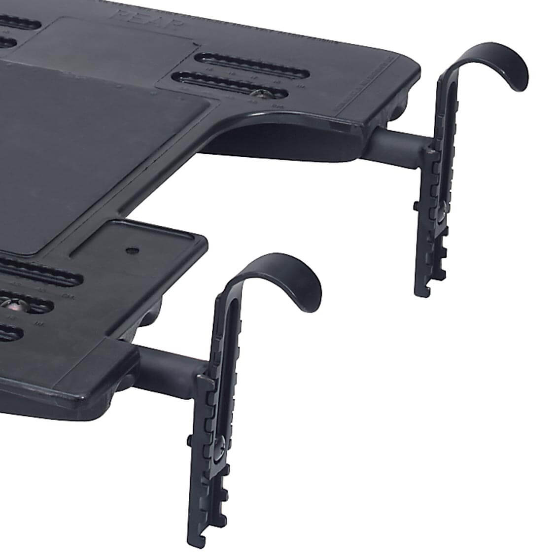 Versatile Hardware with Drop Seat Option