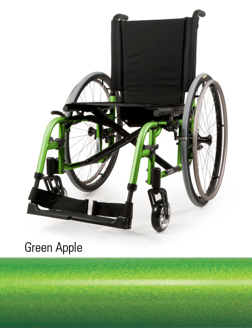 Q2 - Green Apple