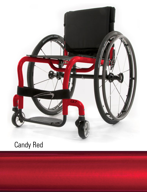 Q7 - Candy Red