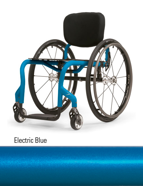 7R - Electric Blue
