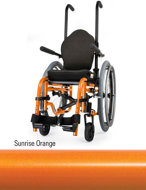 Zippie Gs Kids Folding Or Rigid Frame Wheelchair Sunrise
