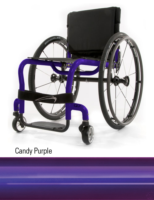 Q7 - Candy Purple