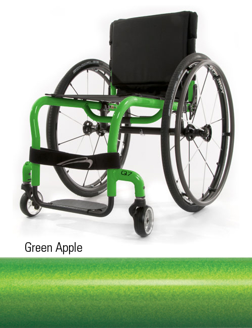 Q7 - Green Apple