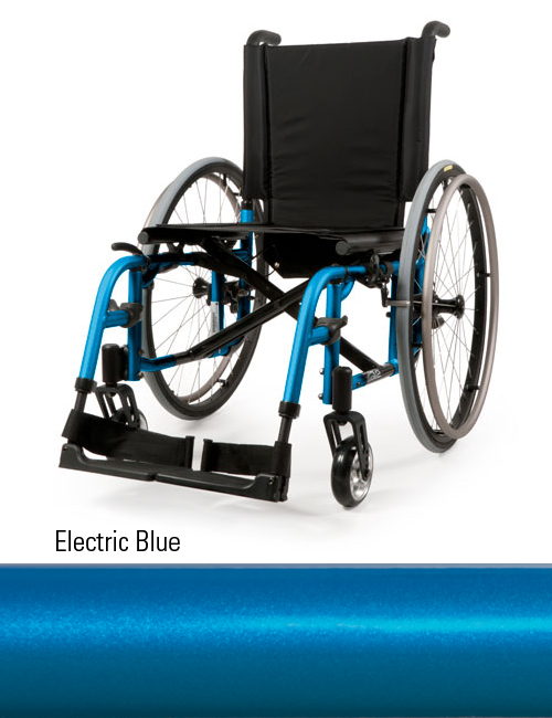 Q2 - Electric Blue
