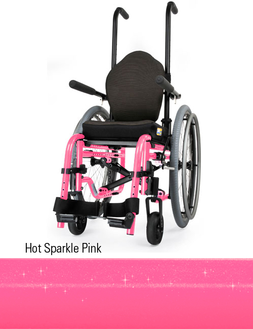 GS - Hot Sparkle Pink