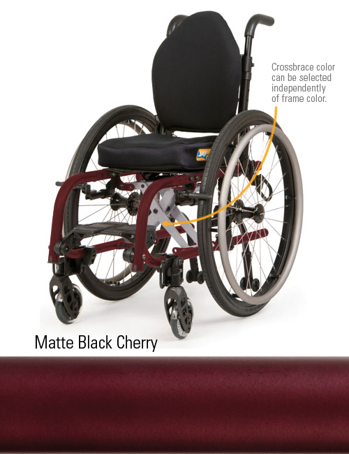 XCAPE - Matte Black Cherry
